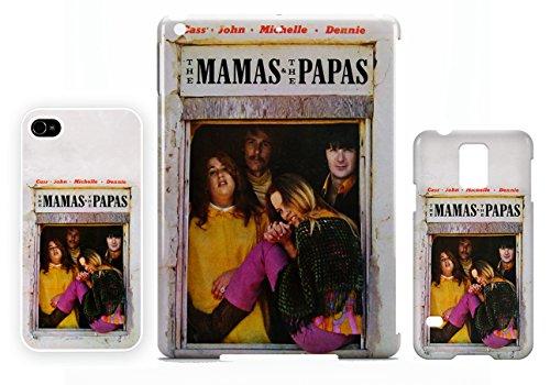 the Mamas and the Papas Window iPhone 7+ PLUS cellulaire cas coque de téléphone cas, couverture de téléphone portable