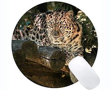 Yanteng Cojín de ratón Redondo Original de Encargo de la ...