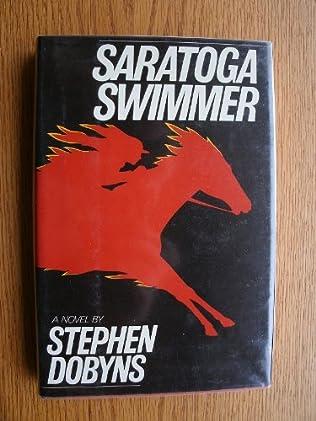 book cover of Saratoga Swimmer