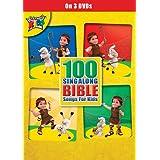 DVD-100 Singalong Bible Songs For Kids (3 DVD)