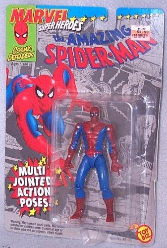 1992 Marvel Spider - Marvel Super Heroes THE AMAZING SPIDER-MAN 5