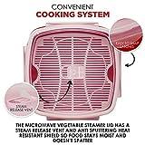 Vented Microwave Steamer Microwave Steamer For