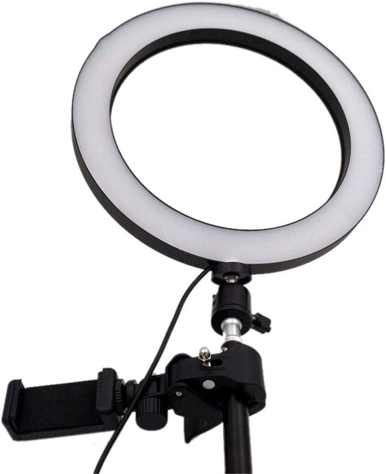 IMSHI 20CM//26CM/Portable Beauty Ring Light,LED Ring Beauty Lamp for Live Stream Makeup Video, Ring/Fill/Light