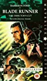 Blade Runner-The Director's Cut [1982] [VHS]