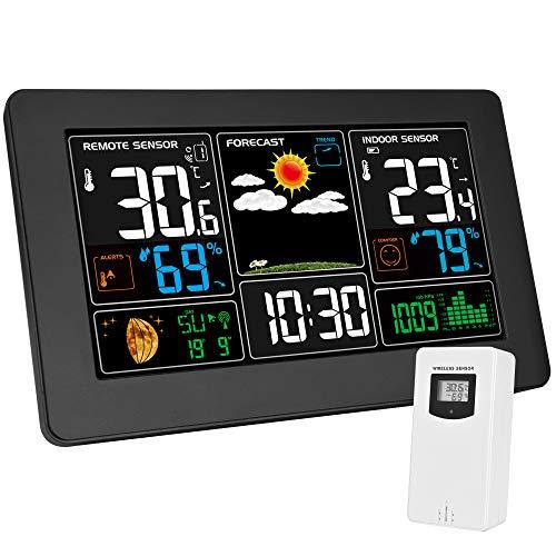 Kalawen Weather Station with Outdoor Sensor