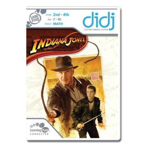 LeapFrog Didj Custom Learning Game Indiana Jones