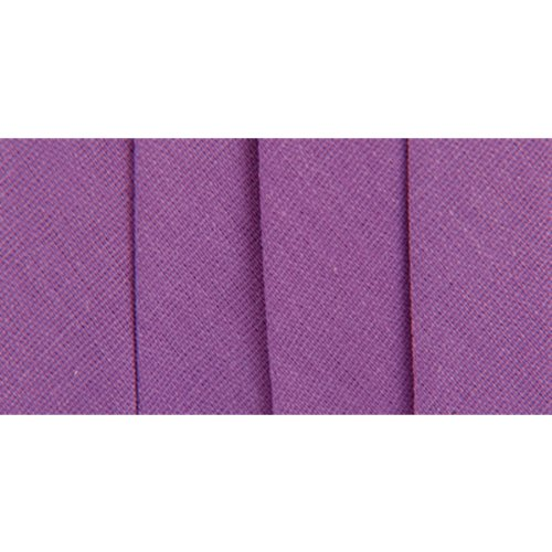 Wrights 117-206-064 Extra Wide Double Fold Bias Tape, Pur...