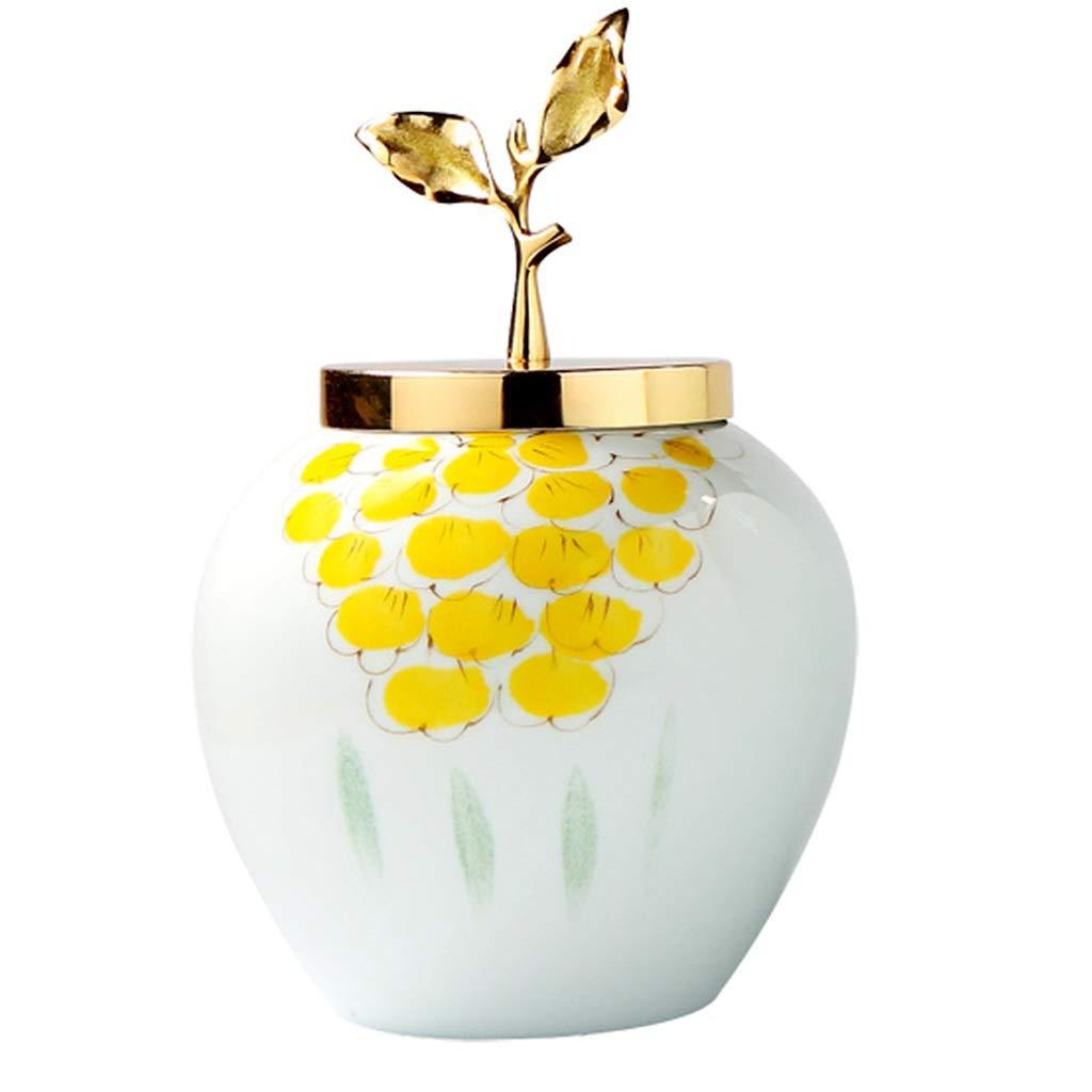 花瓶ファッションセラミック花瓶造花アレンジメント花瓶ホームリビングルーム花瓶ポーチデコレーション花瓶装飾品 (Color : 23X23X34.5CM) B07S2NF69Z 23X23X34.5CM