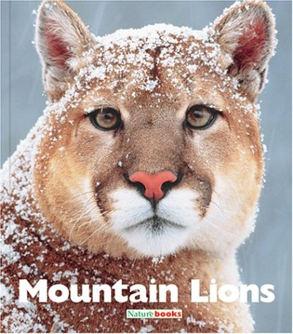 Mountain Lions (Naturebooks) pdf
