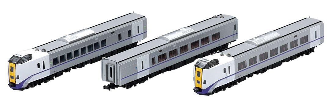 TOMIX Nゲージ キハ261 1000系 新塗装 基本セット 98232 鉄道模型 ディーゼルカー B01LWJK9BP
