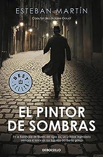 El pintor de sombras par Esteban Martín