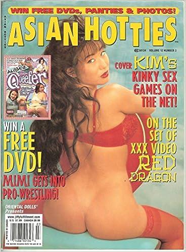 Asian Hotties Magazine Volume 12 3 2002 Asian Oriental Women Fast Lane Publishing Inc Amazon Com Books