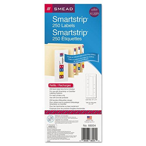 SMD66004 - Smead 66004 N/A Smartstrip Labeling System (for Laser Printers)