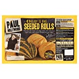 Paul Hollywood 6 Ready To Bake Seeded White Rolls 150g
