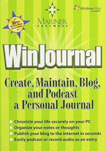 UPC 605691600005, Winjournal