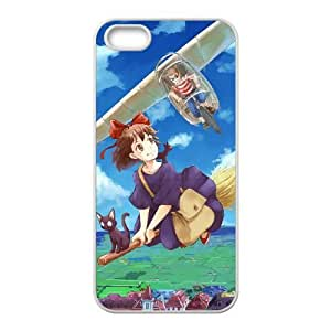 iPhone 5,5S Phone Case White Kiki's delivery service HUX332259