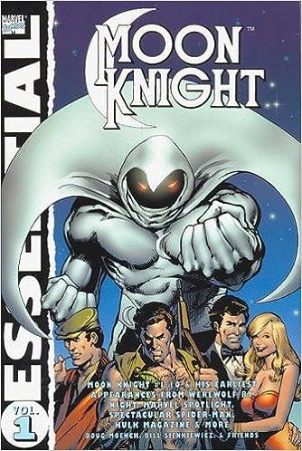 Essential Moon Knight