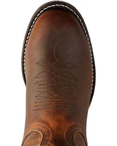 Boulet Women's Spice Rider Cowgirl Boot Round Toe - 297 Tan fast delivery gArPo