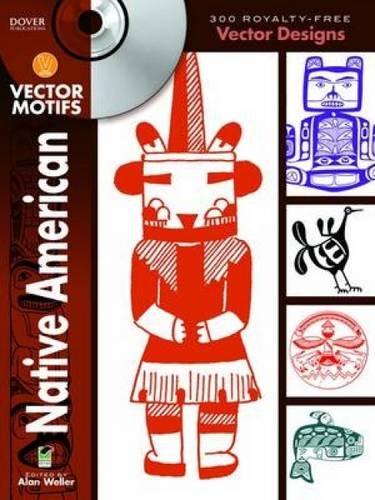 Native American Vector Motifs (Dover Electronic Clip Art)