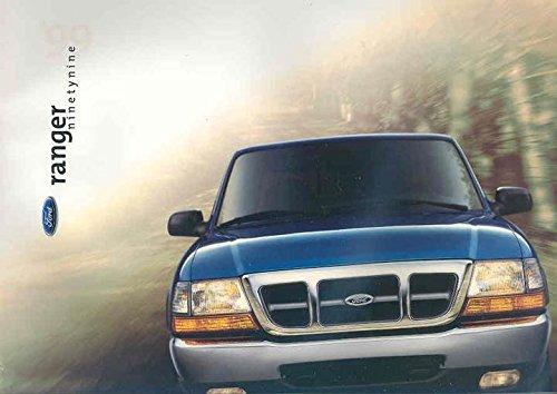 Ford Brochure - 1999 Ford Ranger Pickup Truck Brochure