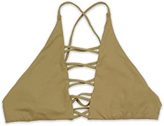 product image for Dippin' Daisy's Seamless Caged Cross Back Bikini Top