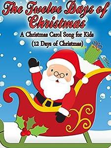 The Twelve Days of Christmas- A Christmas Carol Song for Kids (12 Days of Christmas)