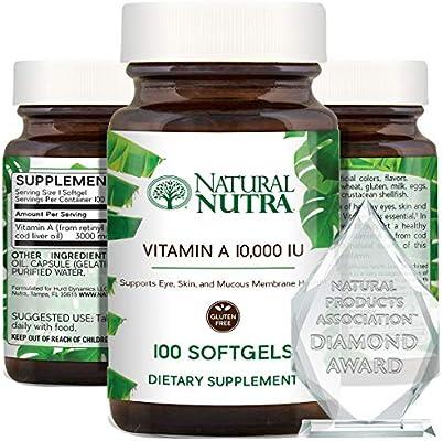 natural vitamin a for skin