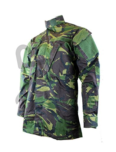 Dpm nbsp;militare British Army Combat Rap4 Jacket Bdu ZzYq1n1