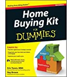 img - for [ [ [ Home Buying Kit for Dummies [With CDROM] (For Dummies (Lifestyles Paperback)) [ HOME BUYING KIT FOR DUMMIES [WITH CDROM] (FOR DUMMIES (LIFESTYLES PAPERBACK)) ] By Tyson, Eric ( Author )Mar-06-2012 Paperback book / textbook / text book