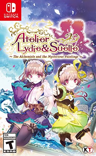 Atelier Lydie & Suelle: The Alchemists and Mysterious Paintings - Nintendo Switch