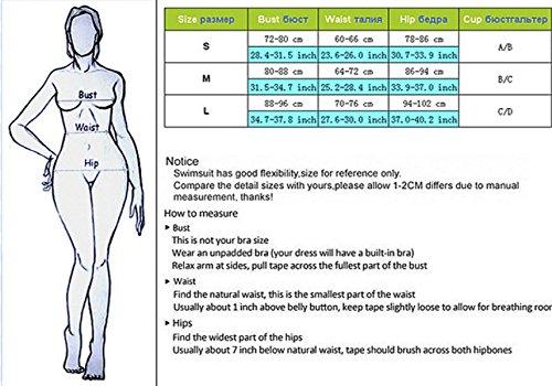 KUWOMINI.Europe Y Estados Unidos Bikini Hoja De Loto Sostén Cuidado De Acero Se Reúnen Traje De Baño Femenino Yellow