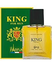 Le Parfum de France King Eau de Toilette, herr, 100 ml