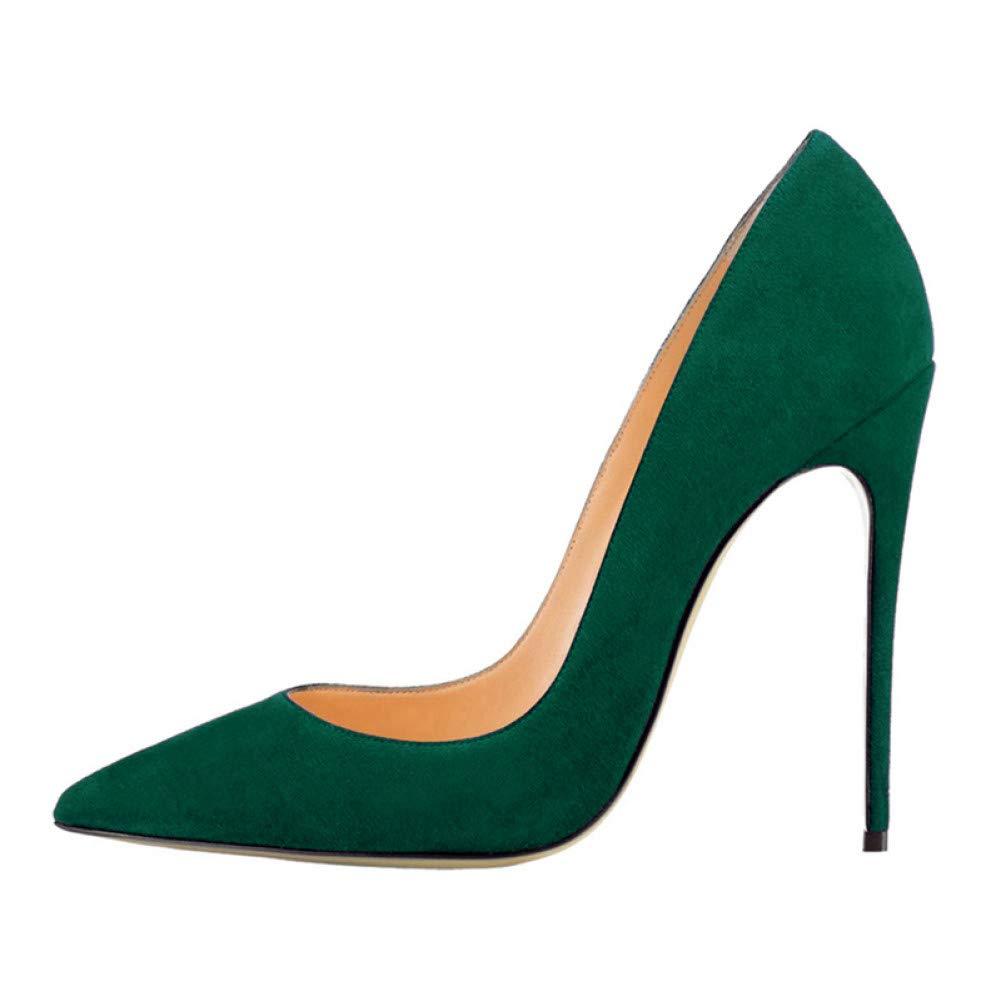 Ai Ya-liangxie Spitze Zehe Leder Damen Schuhe Schuhe Schuhe Frauen Pumpen 8.5Cm High Heels Frau Party Hochzeit Kleid Formelle Schuhe Weinrot 4cbe25
