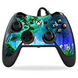 MightySkins Protective Vinyl Skin Decal for PowerA Pro Ex Xbox One Controller case wrap Cover Sticker Skins Yeah Mon