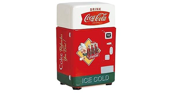 Westland - Cuaderno Coca-Cola máquina expendedora recipiente, 20,3 ...