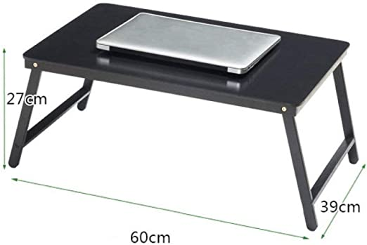 DJ Mesa Plegable para Laptop Uso de la Cama Mesa pequeña ...