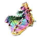 CountlessBooks&More Bismuth Crystal Stone Medium