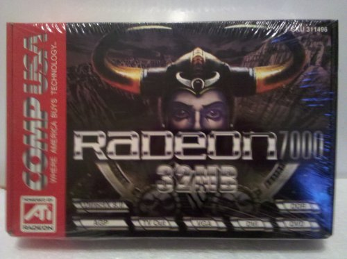 Radeon 7000 32 MB Graphics Processing Unit RV6DE-A3L