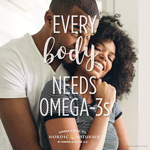 Nordic Naturals Omega ONE - Omega-3 Supports Heart and Brain Health, Highest Concentration Omega-3 with 500 IU of Vitamin D3 in One Easy To Take Soft Gel, 30 Soft Gels