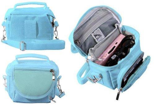 Talkline Sales Blue Travel Bag Carry Case For Nintendo 3D...