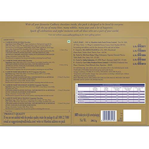 Cadbury Celebrations Premium Assorted Chocolate Gift Pack, 286.3 g (Pack of 2) 4