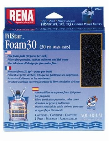 - Filstar Foam 30 2 Pcs