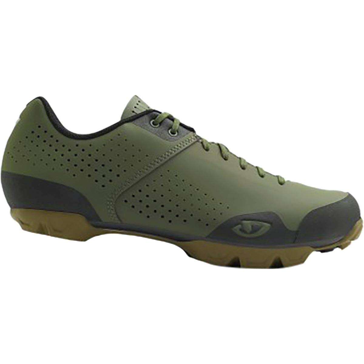 Olive Gum Giro Privateer Lace Cycling shoes - Men's