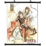 Noragami Anime Fabric Wall Scroll Poster (16 x 25) Inches. [WP] Noragami- 13