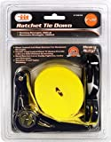 IIT 74650 Ratchet Tie Down, 1-Inch X 15-Feet