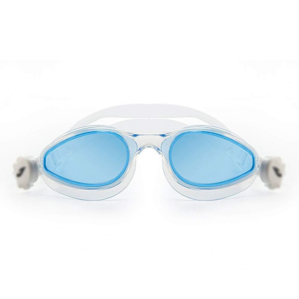 bleu  1-1 Lunettes de Natation Anti-UV Anti-buée Imperméable HD Lunettes de Prougeection pour Adultes Formation Professionnelle Unisexe des Lunettes de Prougeection