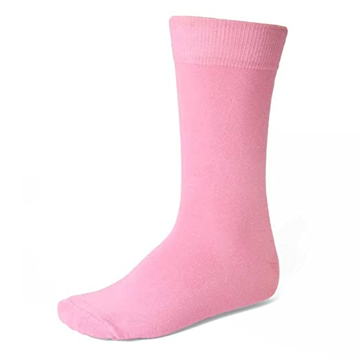 db96779a45e Image Unavailable. Image not available for. Color  Men s Pink Socks
