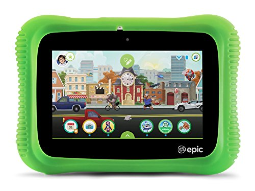 LeapFrog Epic Academy Edition (Best Tablet For Five Year Old)