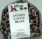 Jacobs Cattle Beans, 1 lb.