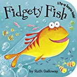 Fidgety Fish, Ruth Galloway, 1589257723